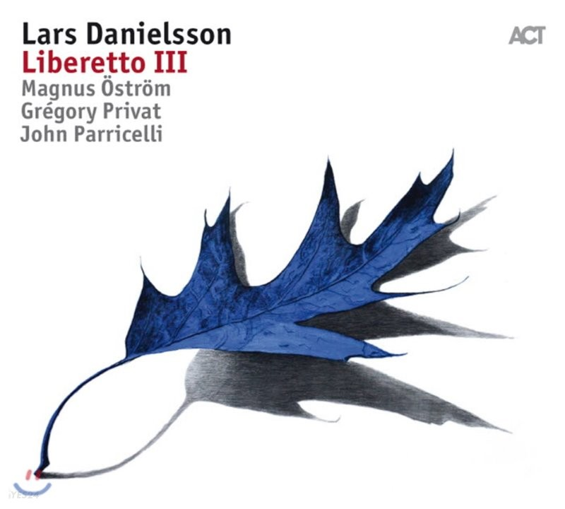 Lars Danielsson (라스 다니엘손) - Liberetto III (리베레토 3집) [LP]