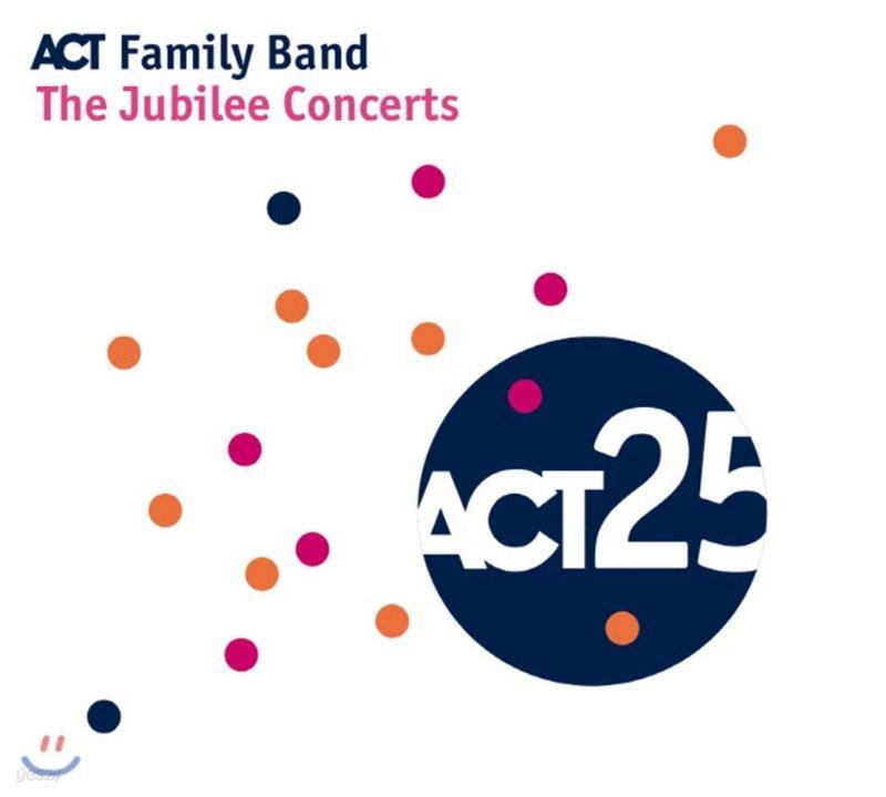ACT Family Band (ACT 패밀리 밴드) - The Jubilee Concert (주빌리 콘서트)