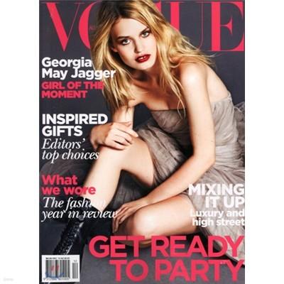 [과월호]Vogue Australia (월간) : 2010년 12월