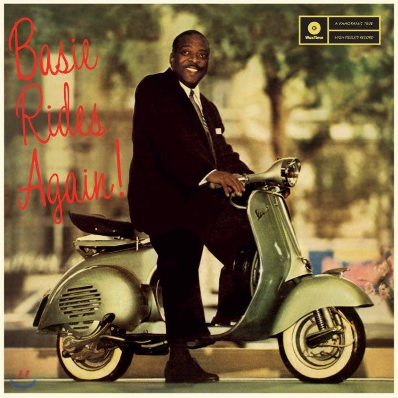Count Basie (카운트 베이시) - Basie Rides Again [LP]