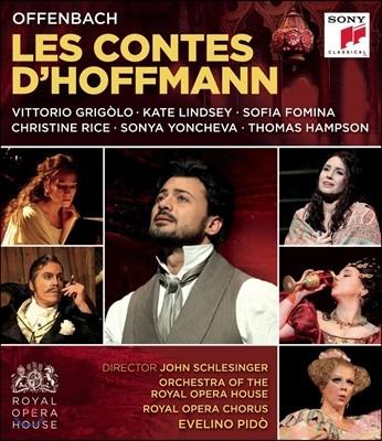 Vittorio Grigolo / Evelino Pido 오펜바흐: 호프만의 이야기 - 비토리오 그리골로, 로열 오페라 하우스 오케스트라, 에벨리노 피도 (Offenbach: Les Contes d'Hoffmann)
