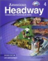 American Headway 4 : Student Book with Multi-ROM