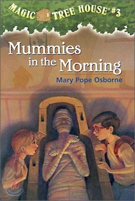 (Magic Tree House #3) Mummies In The Morning