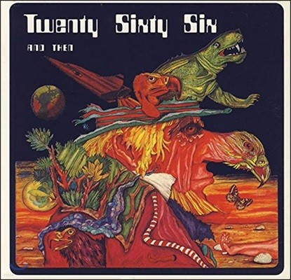 Twenty Sixty Six And Then (트웬티 식스티 식스 앤 덴) - Reflections On The Future [2 LP]
