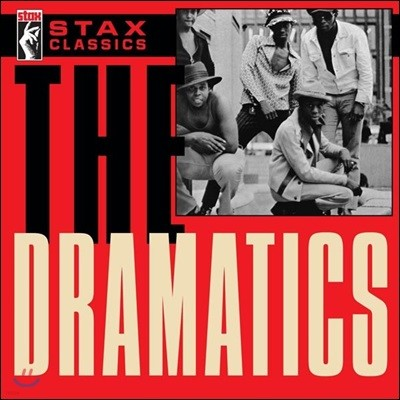 The Dramatics (드라마틱스) - Stax Classics