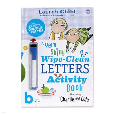 [스크래치 특가]Charlie and Lola: Charlie and Lola A Very Shiny Wipe-Clean L