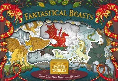 Little Paper Worlds: Fantastical Beasts