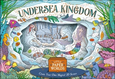 Little Paper Worlds: Undersea Kingdom