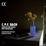 Amandine Beyer 칼 필립 에마누엘 바흐: 바이올린과 포르테피아노를 위한 소나타 (C.P.E. Bach: Violin Sonata)