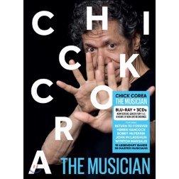 Chick Corea (칙 코리아) - The Musician: Live At The Blue Note Jazz Club (2011년 블루노트 재즈 클럽 라이브 박스세트)