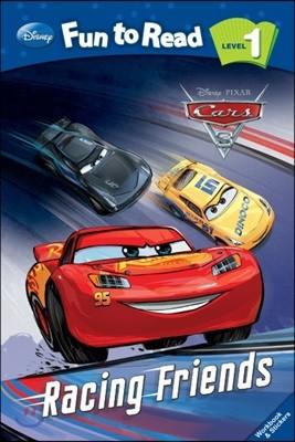 Disney Fun to Read Set 1-30 / Racing Friends (카3: 새로운 도전)