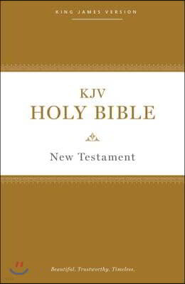 KJV, Holy Bible New Testament, Paperback
