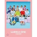 워너원 (Wanna One) - 미니앨범 1집 : 1x1=1(To Be One) [Pink ver.]