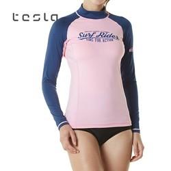 테슬라 FSR20 여성용 비치웨어 물놀이 티셔츠 래쉬가드 15종 택1