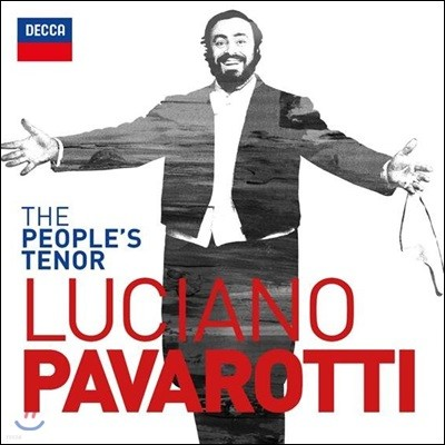루치아노 파바로티 베스트 음반 (Luciano Pavarotti - The People's Tenor)
