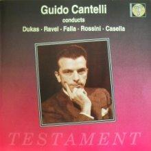 [수입] 귀도 칸델리 - Dukas/Ravel/ Falla/ Rossini/Casella