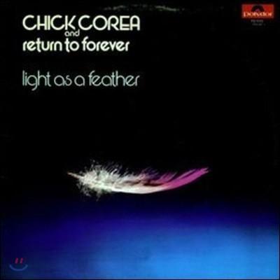 Chick Corea & Return to Forever (칙 코리아 & 리턴 투 포에버) - Light As A Feather