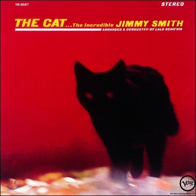 Jimmy Smith (지미 스미스) - The Cat... The Incredible Jimmy Smith