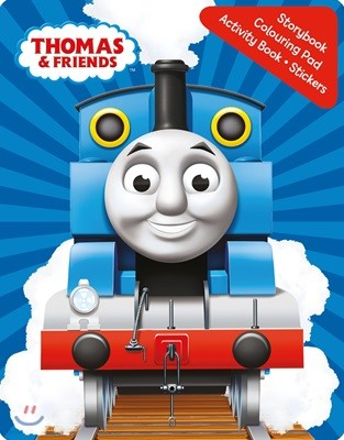 Thomas & Friends: Thomas' Really Useful Gift Tin