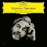 크리스티안 지메르만 - 슈베르트: 피아노 소나타 20번, 21번