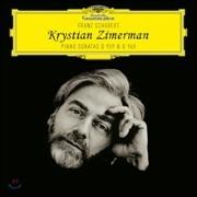 크리스티안 지메르만 - 슈베르트: 피아노 소나타 20번, 21번 (Schubert: Piano Sonatas D.959 & D.960)