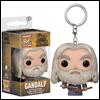 Funko - (펀코)Funko Pop! Keychain: Lord Of The Rings/Hobbit - Gandalf (반지의제왕)(호빗)(간달프)