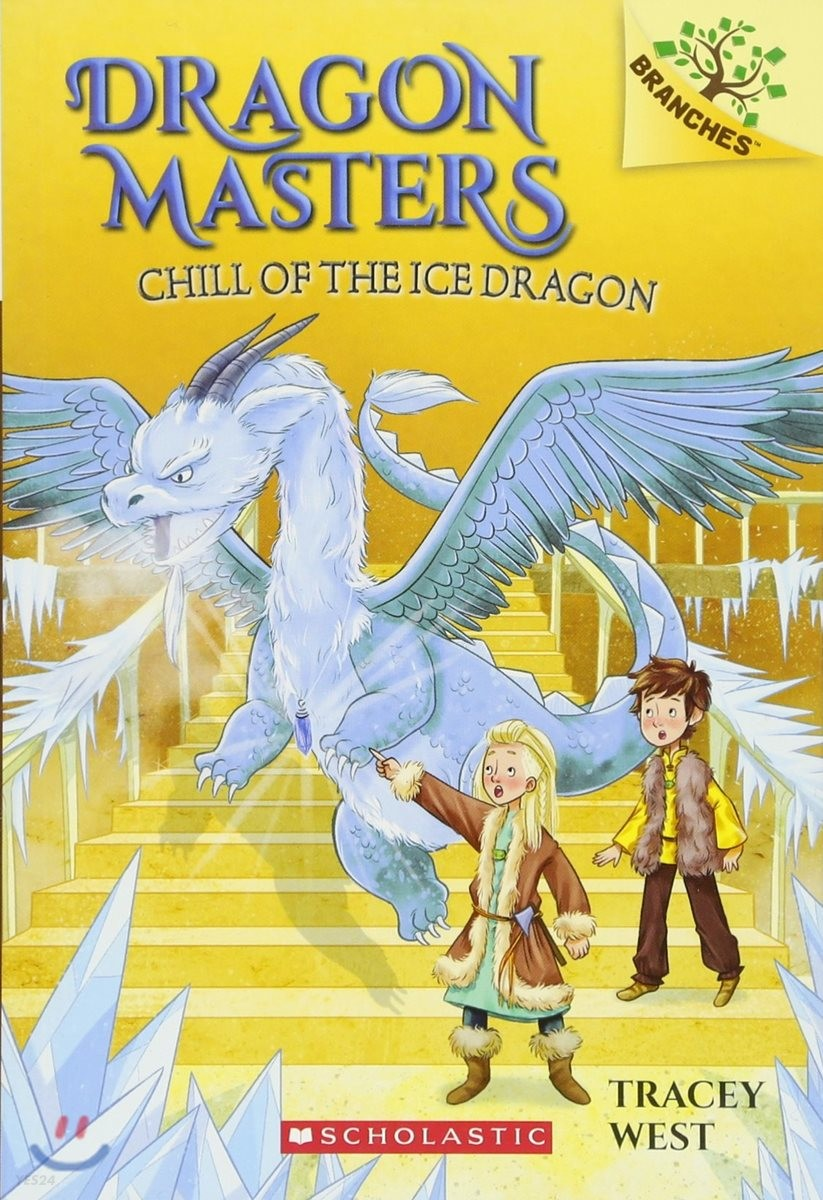 Dragon Masters #9 : Chill of the Ice Dragon