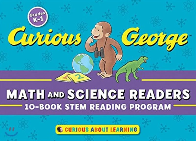 Curious George Math and Science Readers