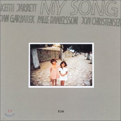 Keith Jarrett - My Song [LP]