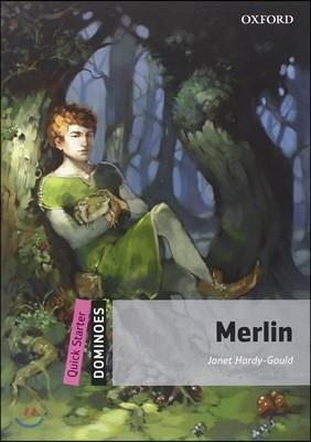 Dominoes Quick Starter 13 : Merlin (MP3 pack)
