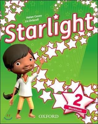Starlight 2: Workbook