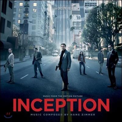 인셉션 영화음악 (Inception OST by Hans Zimmer) [LP]