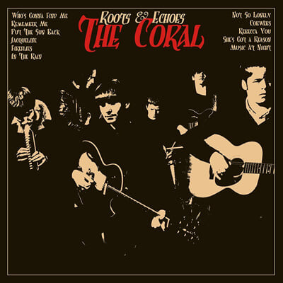 The Coral (코럴) - Roots & Echoes [LP]