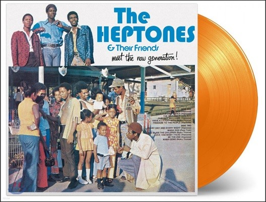 The Heptones & Their Friends - Meet The Now Generation! [LP]