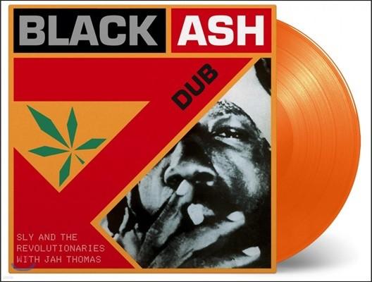 Sly & The Revolutionaries (슬라이 앤 더 레볼루셔너리즈) - Black Ash Dub [LP]
