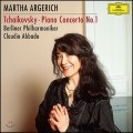 Martha Argerich 차이코프스키: 피아노 협주곡 1번 - 마르타 아르헤리치, 베를린 필하모닉, 클라우디오 아바도 (Tchaikovsky: Piano Concerto No.1) [LP]