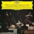 Mstislav Rostropovich 드보르작: 첼로 협주곡 / 차이코프스키: 로코코 변주곡 - 로스트로포비치, 베를린 필, 헤르베르트 폰 카라얀 (Dvorak: Cello Concerto / Tchaikovsky: Rococo Variations) [LP]
