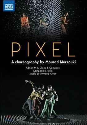 Compagnie Kafig 무라드 메르조키의 현대무용 '픽셀' - 컴퍼니 카피그 (Mourad Merzouki: Pixel - Music by Armand Amar 아르망 아마르) [Contemporary Dance]