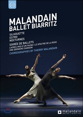 Malandain Ballet Biarritz 말랑당 발레 비아리츠 - 티에리 말랑당의 '실루엣' 등 여섯 개의 대표작 (Thierry Malandain: Silhouette, Estro, Nocturnes)