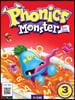 Phonics Monster 3 : Student Book, 2/E