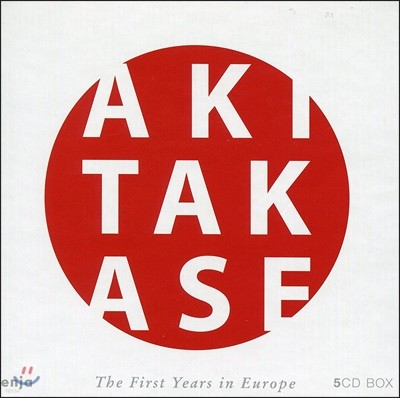Aki Takase (아키 타카세) - The First Years in Europe [Limited Edition]