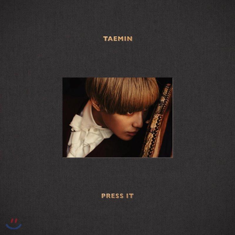 태민 (Taemin) 1집 - Press It [스마트뮤직앨범(키노 앨범)]