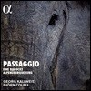 Bjorn Colell / Georg Kallweit 파사지오 - 바로크 바이올린과 기타 이중주 작품집 (Passaggio - Eine Barocke Alpenuberquerung) 비요른 콜렐, 게오르그 칼바이트