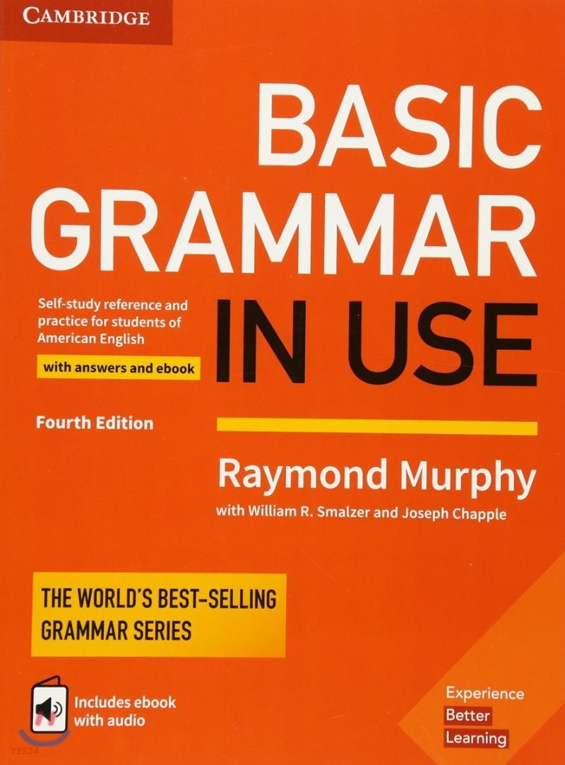 Basic Grammar in Use With Answers, 4/E with eBook