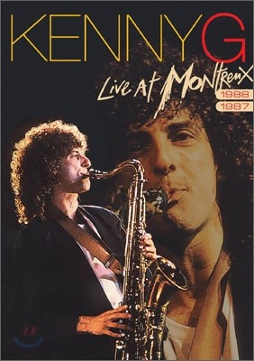 Kenny G - Live At Montreux 1988, 1987