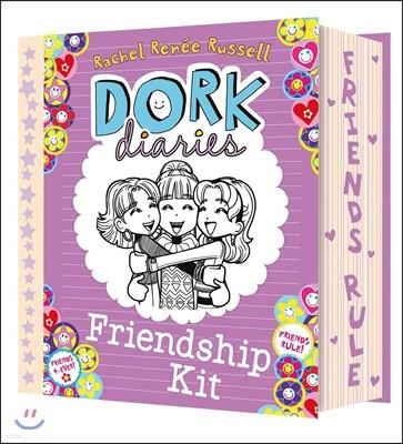 Dork Diaries Friendship Box Set 도크 다이어리 우정 박스 세트