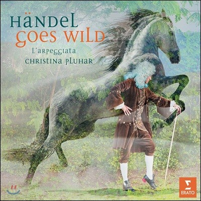 Christina Pluhar 헨델: 오페라 아리아 편곡 연주반 (Handel Goes Wild)