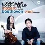 임지영 / 임동혁 - 모차르트 & 베토벤: 바이올린 소나타 (Mozart & Beethoven: Violin Sonatas)