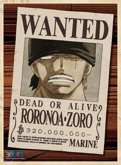 원피스 직소퍼즐 150P New Wanted 조로