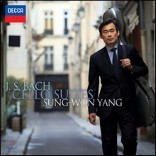 양성원 - 바흐: 무반주 첼로 모음곡 전곡 (J.S. Bach: Cello Suites BWV1007-1012)